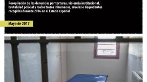"""Nuevo informe """"La tortura en el estado español"""""""