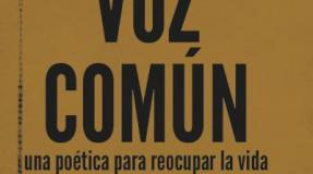 """""""La voz en común"""" de Antonio Orihuela"""