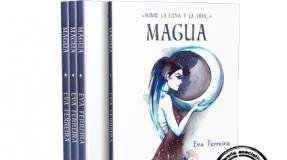 """Presentación del libro de poesía: """"Magua"""" con su autora Eva Ferreira"""