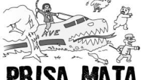 """Vídeo de la murga """"Prisa Mata"""" en los carnavales Santander 2012."""