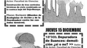 """Jornadas """"Problemática ambiental en Cantabria"""""""