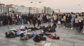 La protesta verde llega a Santander