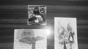 LIKE WEEDS + 1991 + DREI AFFEN
