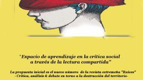 """""""Círculos"""" 3º encuentro de lectura compartida de Raíces"""