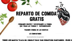 La Red de Alimentos Recuperados en Santander