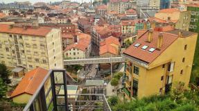 Una reflexión sobre las escaleras mecánicas en Santander