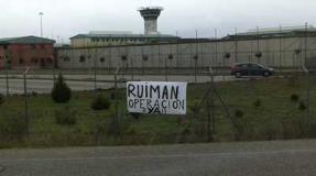 Palabras de Juan Ruiz desde Tarragona y crónicas de las concentraciones frente a las cárceles de Albocàsser y La Moraleja