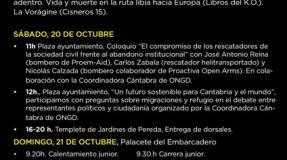 El compromiso de los rescatadores de la sociedad civil frente al abandono institucional