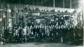 El centenario de la huelga de Las Forjas de Buelna