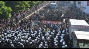 Libertad para la oposición al G-20, encarcelada en Alemania