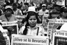 Ayotzinapa: cuatro años buscando verdad y justicia