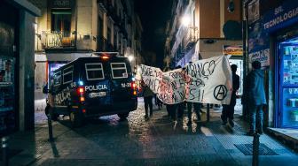 Crónica de las 4 primeras sesiones del juicio contra lxs anarquistas acusadxs de expropiar bancos en Aachen