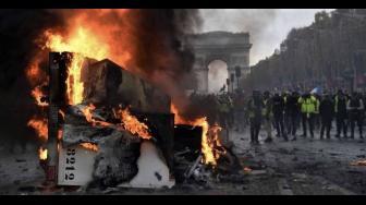 El movimiento de los chalecos amarillos en Francia. Entre el neoliberalismo ecológico y el movimiento apolítico