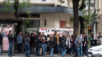 La Audiencia Nacional condena a dos años y un día de cárcel a los raperos de La Insurgencia