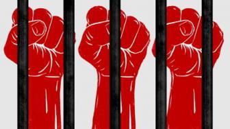 Cuarta semana de huelga de presos en EEUU