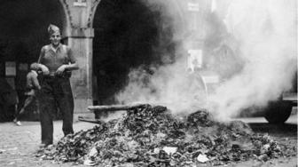 El bibliocausto en la España de Franco (1936-1939)