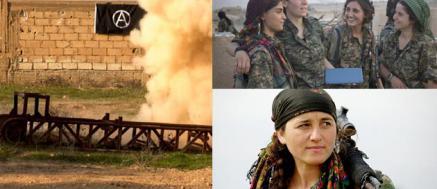La lucha no es por el martirio sino por la vida. Una discusión crítica sobre la lucha armada con guerrillas anarquistas en Rojava
